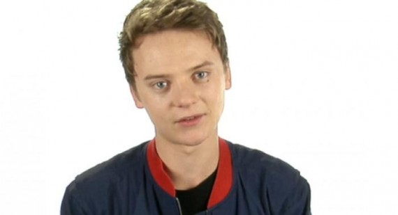 Conor Maynard starstuck over Rihanna meeting