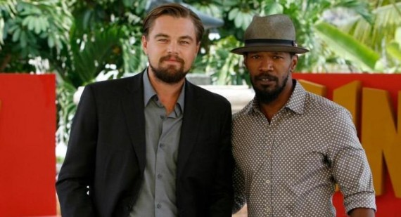 Django Unchained stars speak about race relations