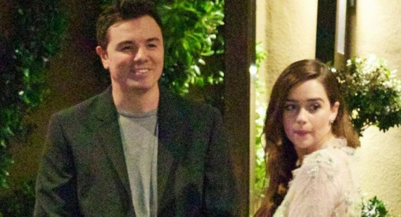 Emilia Clarke and Seth MacFarlane's relationship getting serious?