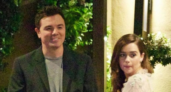 Emilia Clarke and Seth MacFarlane split up