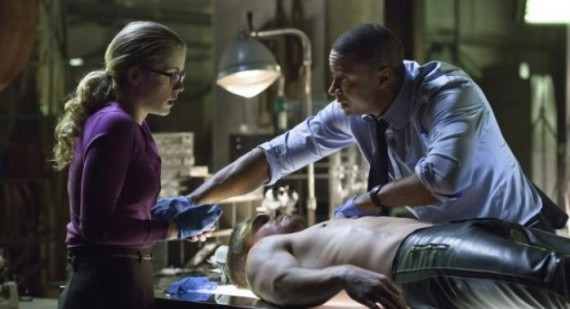 Emily Bett Rickards reveals how she prepared to play Felicity Smoak in Arrow