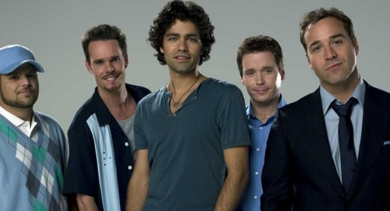 Entourage movie gets the green light from Warner Bros.