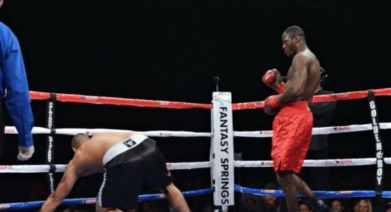 Exclusive: Deontay Wilder hits back at critics