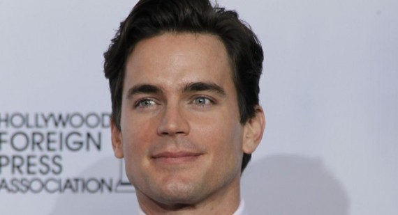 Fifty shades of grey: Matt bomer out of the running?