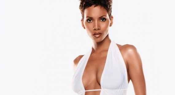 When did Halle Berry actually become famous?