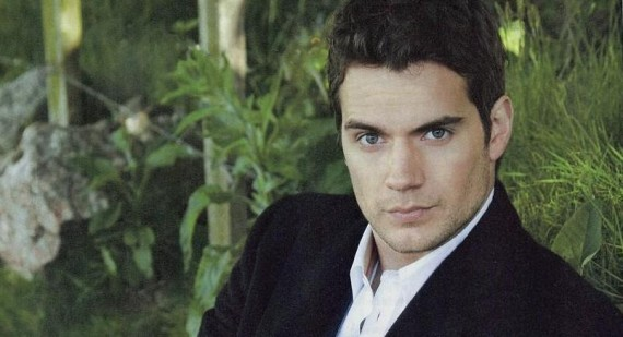 Henry Cavill talks playing Christian Grey in 'Fifty Shades of Grey'