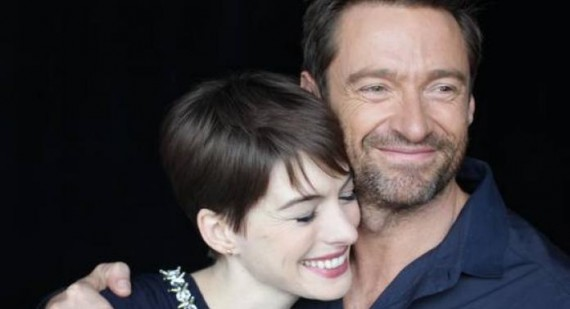 Hugh Jackman: 'Anne Hathaway is a great friend of mine'