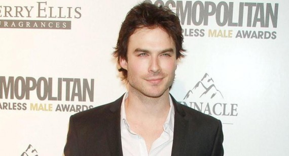 Ian Somerhalder and Nina Dobrev to star at the 2013 Celebrity Beach Bowl