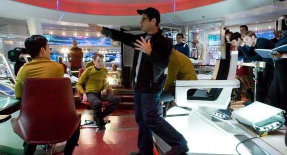 J.J. Abrams discusses Alice Eve's role in Star Trek Into Darkness