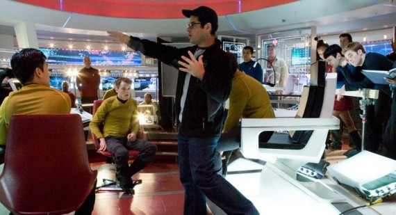 J.J. Abrams talks Star Trek vs Star Wars