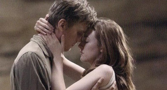 Jake Abel discusses 'The Host' romantic scenes with Saoirse Ronan
