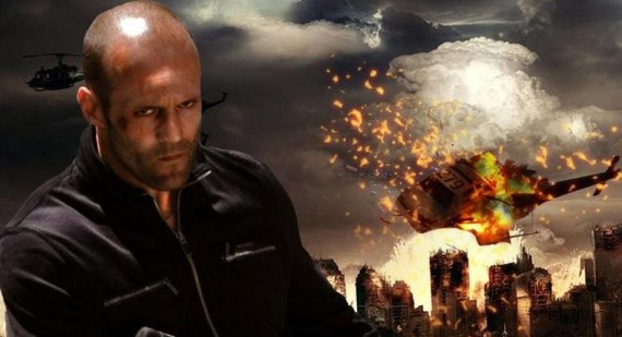Jason Statham would like to see Jackie Chan and Clint Eastwood in The Expendables 3