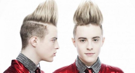 Jedward and Justin Bieber to collaborate