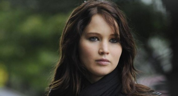 Jennifer Lawrence reveals her New Year's Resolution