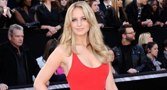 Jennifer Lawrence talks Nicholas Hoult and her 'Stupid' profession