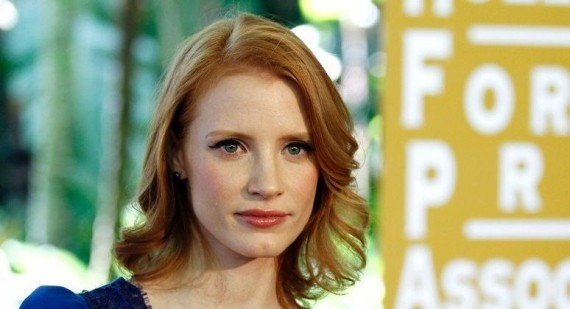 Jessica Chastain can't campaign for an Oscar because of 'The Heiress'