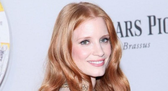 Jessica Chastain to play Jane opposite Alexander Skarsgard's Tarzan in new Tarzan reboot