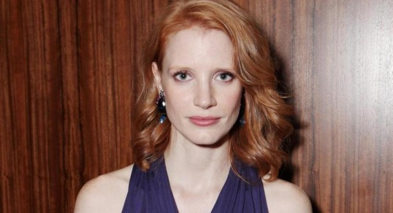 Jessica Chastain wants to work with Claire Danes