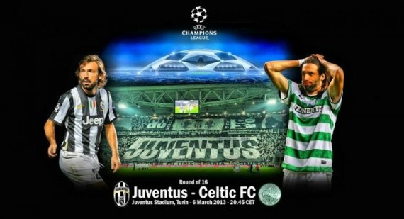 Juventus defeat Celtic to reach quarter-finals of Champions League