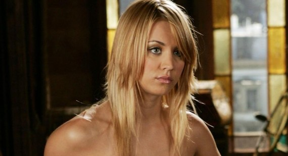 "Kaley Cuoco cried at Penny ""I Love You"" scene"