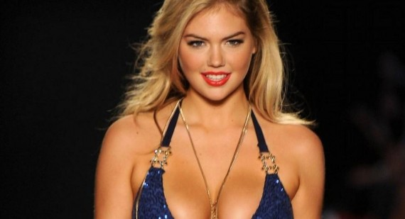 Kate Upton prefers string bikinis for her curves
