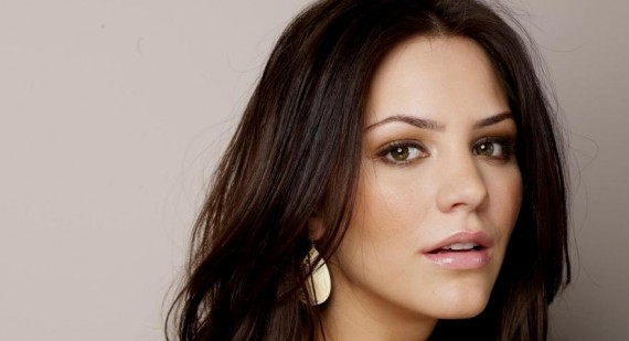 Katherine McPhee admires Kate Bosworth and Kate Moss