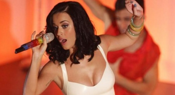 What did Katy Perry say about her?