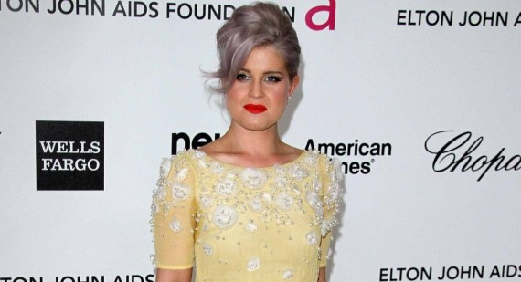Kelly Osbourne gives weight loss tips