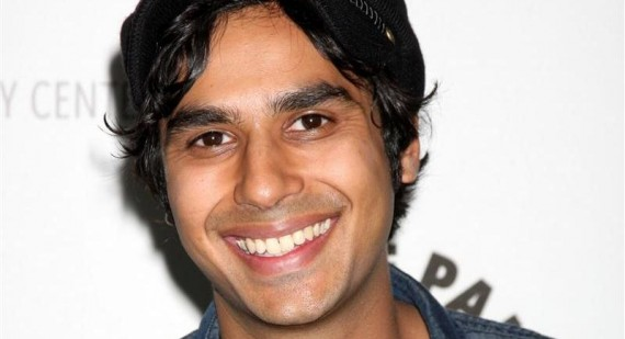 Kunal Nayyar talks The Big Bang Theory relationships