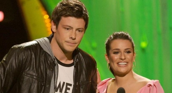 Lea Michele explains Cory Monteith relationship