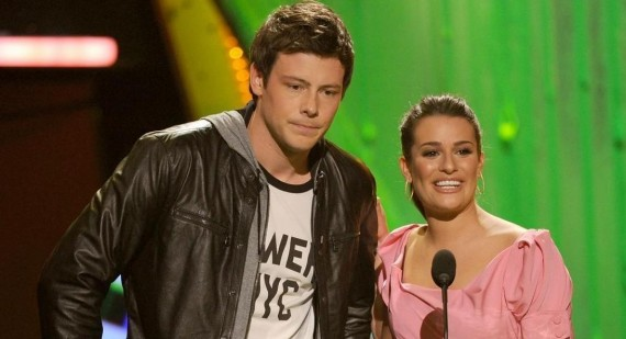 Lea Michele says Cory Monteith knows her better than anyone