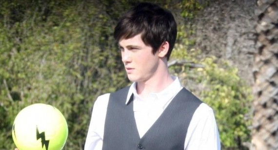 Logan Lerman speaks of Emma Watson chemistry
