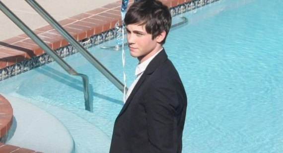 Logan Lerman talks differences between The Perks of Being a Wallflower, Percy Jackson: Sea of Monsters and Noah