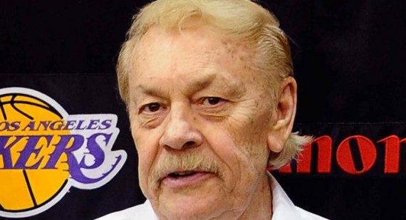 Los Angeles Lakers owner Dr. Jerry Buss passes away