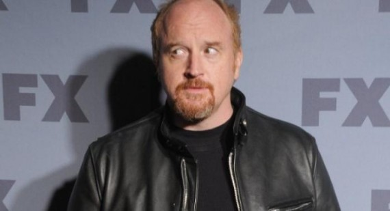 Louis C.K. joins Christian Bale, Bradley Cooper, Jeremy Renner and Amy Adams in David O Russell movie