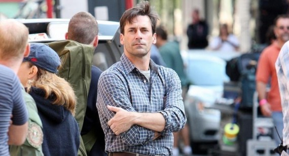 Mad Men's Jon Hamm made to wear pants due to impressive anatomy