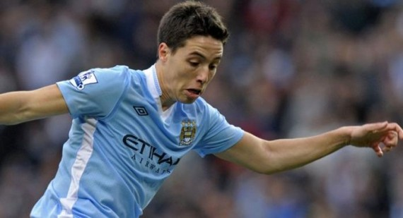 Manchester City looking to sell Samir Nasri