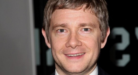 Martin Freeman did not find The Hobbit daunting
