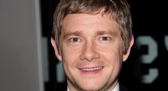 Martin Freeman did not read The Hobbit book