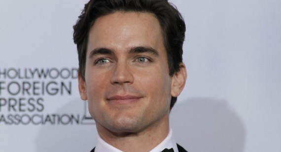 Matt Bomer: Can Christian Grey be gay?