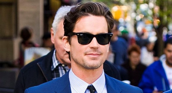 Matt Bomer finally discusses playing Christian Grey in Fifty Shades of Grey