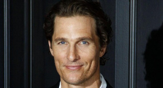 Matthew McConaughey discusses his switch from romantic comedies to dramatic films