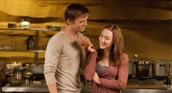 Max Irons and Jake Abel rain praises on Saoirse Ronan and call her 'hypnotic'