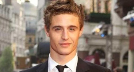 Max Irons talks 'Fifty Shades of Grey' role and 'The Host'
