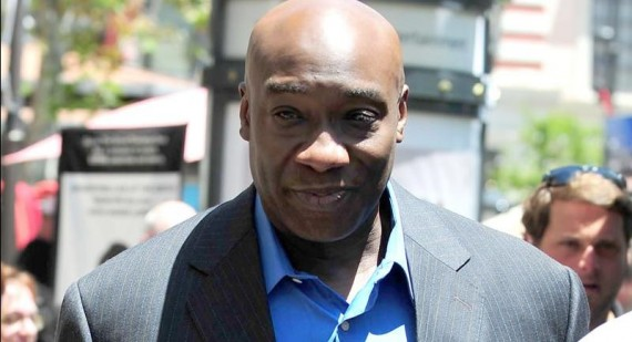 Michael Clarke Duncan's fiancé Omarosa Manigault defends her Will involvement