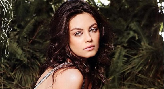 What is Mila Kunis's email or contact info for her fans?