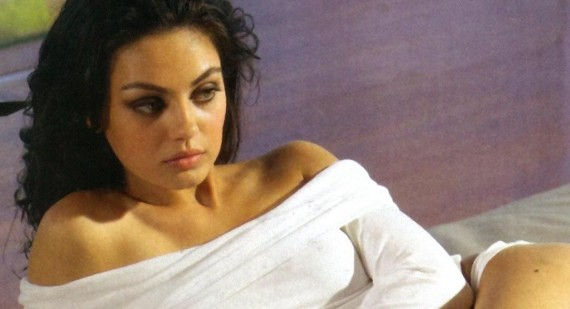 Mila Kunis opens up about her love life but refuses to talk about Ashton Kutcher