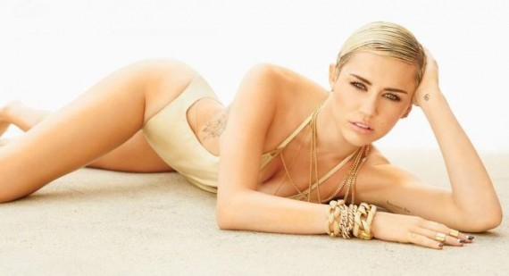 What did Miley Cyrus get for her B Day?