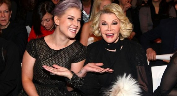 Miranda Kerr and Emily Blunt stylist slams Kelly Osbourne and Joan Rivers