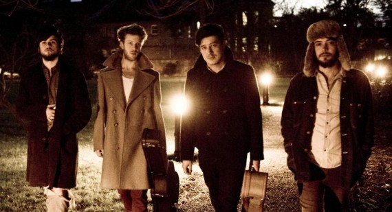 Mumford and Sons and Jay-Z to collaborate on rap record?